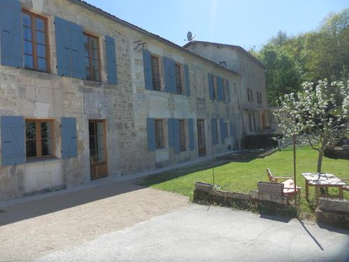 Petit Moulin De Veillard : Appartement proche de Saint-Brice
