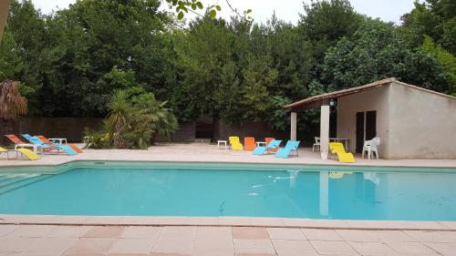 Holiday home Metairie Blanche : Hebergement proche de Camplong-d'Aude