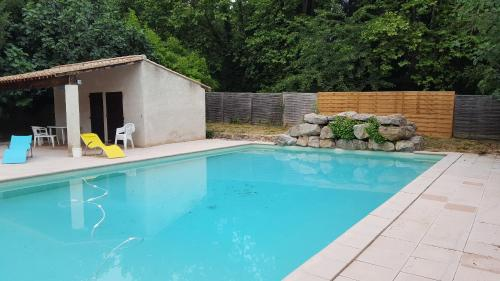 Holiday home Metairie Blanche - 4 : Hebergement proche de Mouthoumet