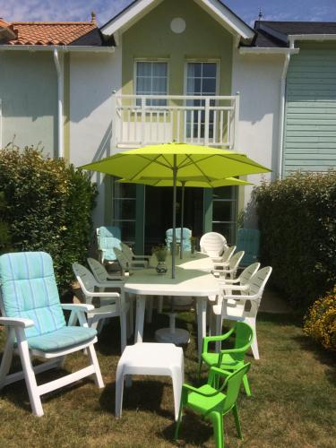 Hébergement 3 bedrooms Holiday Home Golf Resort Port-Bourgenay