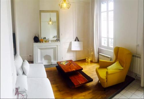 Lovely apartment near Part Dieu : Appartement proche de Villeurbanne