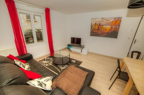 Les Recollets : Appartement proche d'Omey