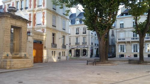 The Absolute Center of Reims : Appartement proche de Pouillon