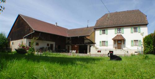 Chambres d'hotes Bairet : Chambres d'hotes/B&B proche d'Altkirch