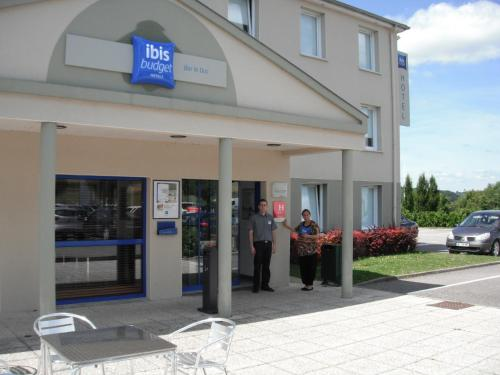 ibis budget Bar le Duc : Hotel proche d'Andernay