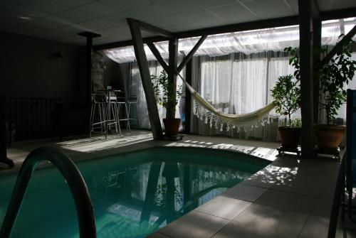 Appartement gite & piscine