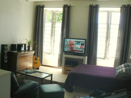Studio Tarbes Marcadieu : Appartement proche d'Allier