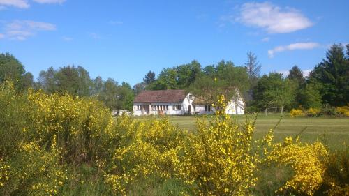 Holiday home La Ganotte : Hebergement proche de Saint-Bonnet-Elvert