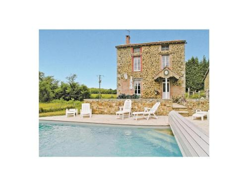 Holiday Home Meadow Cottage : Hebergement proche de Bourganeuf