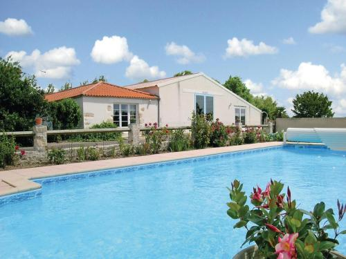 Holiday Home Le Riquet : Hebergement proche de Saint-Benoist-sur-Mer