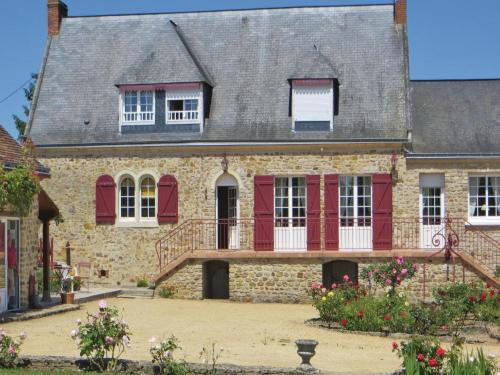 Holiday Home Juigne Sur Sarthe : Hebergement proche de Saint-Denis-du-Maine