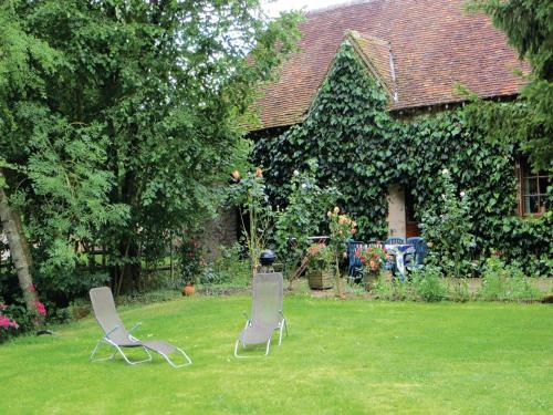 Holiday home Derouet H-927 : Hebergement proche de Saint-Germain-sur-Sarthe