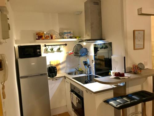 Studio Cosy Sainte Catherine : Appartement proche de Talence