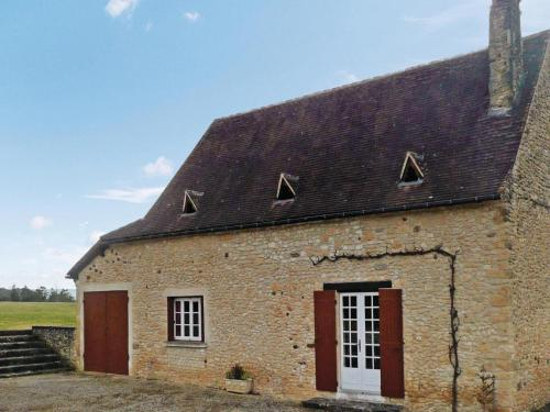 Holiday home Lieu-dit Pinlugue : Hebergement proche de Journiac