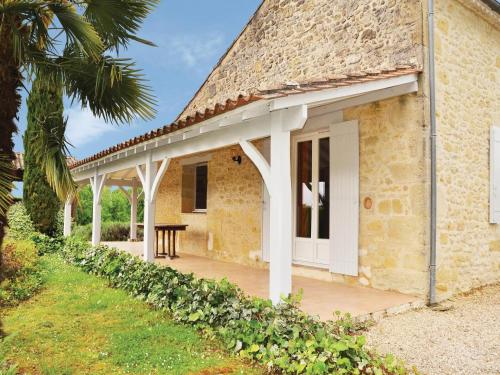 Holiday home StVivien de Monsegur K-651 : Hebergement proche de Virazeil