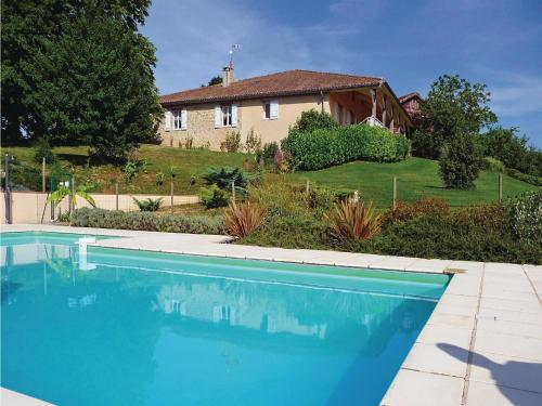 Holiday home Tiffaudie : Hebergement proche de Montastruc