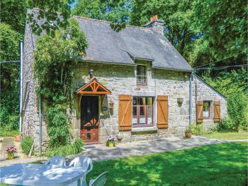 Holiday Home Moulin De Niziau : Hebergement proche de Quistinic