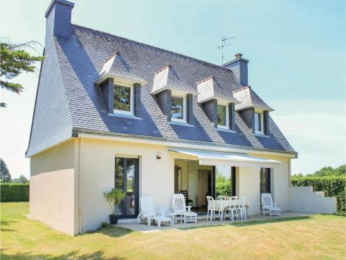 Holiday home Listrec : Hebergement proche de Brandérion