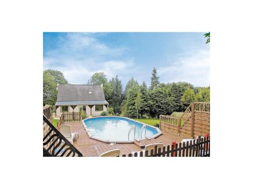 Hébergement Holiday home Coet Paner L-733