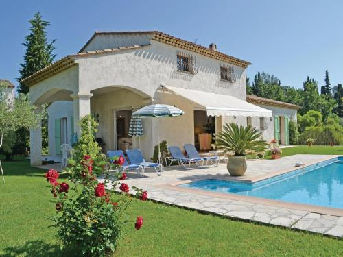 Holiday home Alpes Maritimes N-735 : Hebergement proche d'Opio