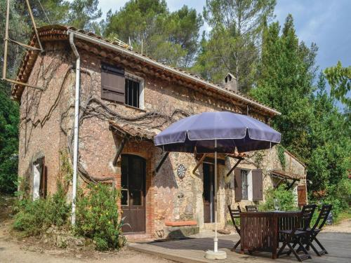 Holiday home Grasse GH-1541 : Hebergement proche de Tanneron