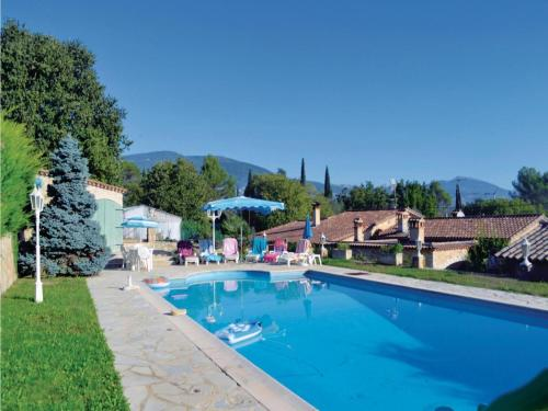 Holiday home Grasse with Mountain View 371 : Hebergement proche d'Auribeau-sur-Siagne