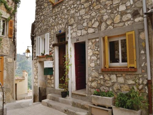 Two-Bedroom Holiday Home in La Roquette sur Var : Hebergement proche d'Utelle
