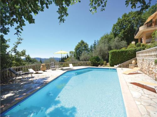 Holiday Home Speracedes with Fireplace I : Hebergement proche de Saint-Vallier-de-Thiey