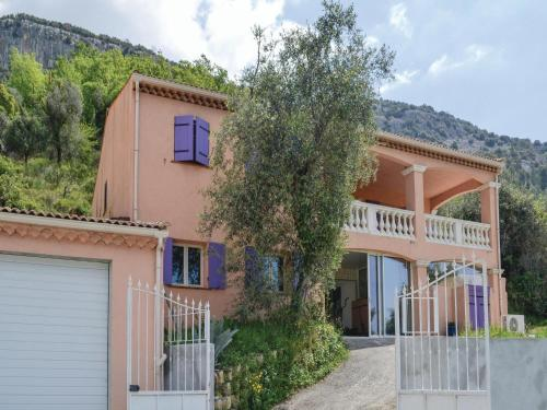 Holiday Home Tourette-Levens I : Hebergement proche de Saint-Martin-du-Var