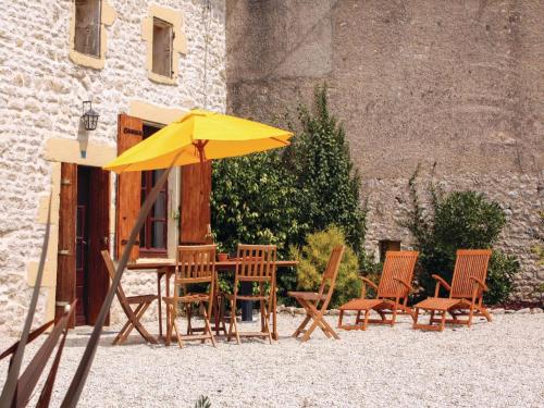Holiday Home Le Gicq III : Hebergement proche de Ballans