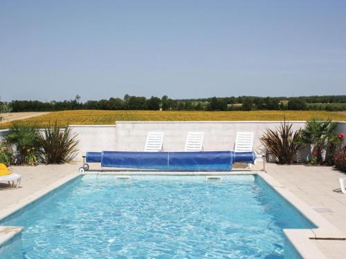 Holiday Home Le Gicq II : Hebergement proche de Ballans