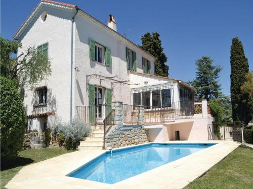 Holiday home Cabris IJ-1527 : Hebergement proche de Saint-Vallier-de-Thiey