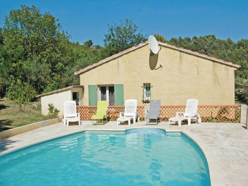 Holiday Home Lou Val - 02 : Hebergement proche de Barjols