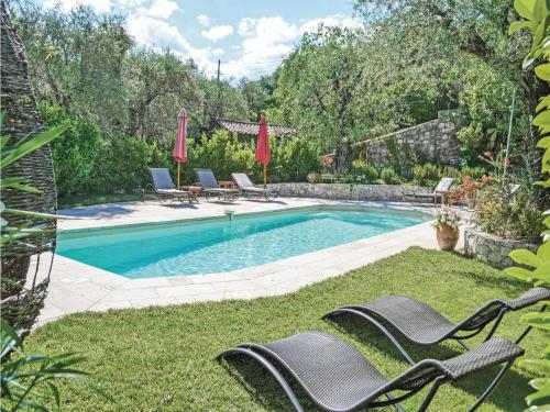 Holiday Home Grasse Avenue Jean Xxiii. : Hebergement proche d'Opio