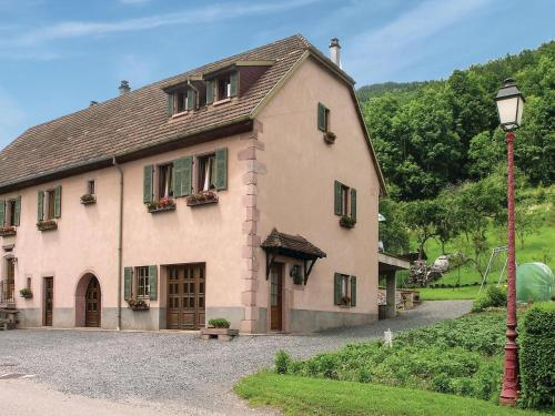 Holiday Home Steige I : Hebergement proche de Blancherupt
