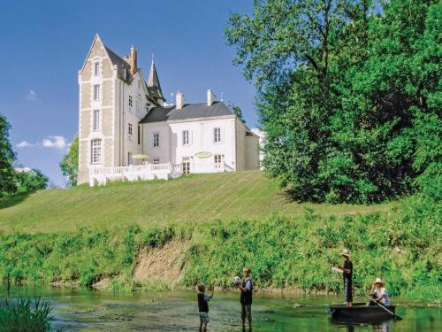 Holiday home Ardentes : Hebergement proche de Lacs