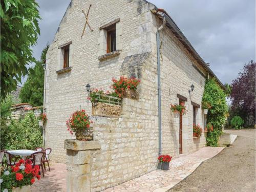Holiday Home Murier : Hebergement proche de La Tour-Saint-Gelin