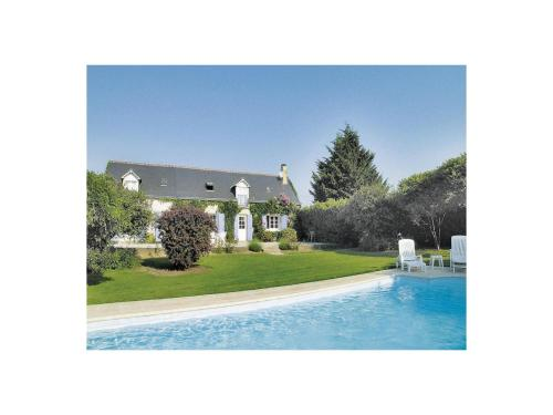 Holiday home Beaumont La Ronce 43 : Hebergement proche de Beaumont-la-Ronce