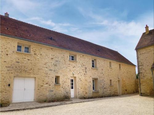 Holiday home Les Pres H-765 : Hebergement proche de Courpalay