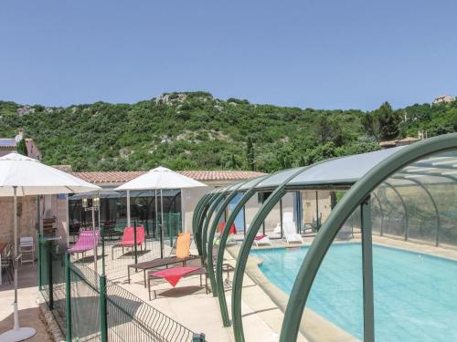 Holiday home Route d´Orange : Hebergement proche de Tavel