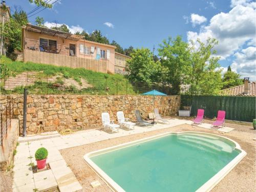 Holiday home Le Village H-792 : Hebergement proche de Robiac-Rochessadoule