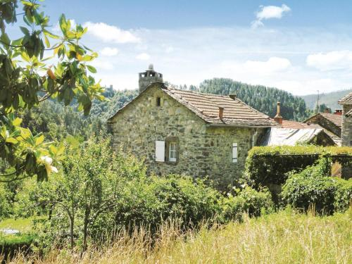 Holiday home L'Elziere : Hebergement proche de Bordezac