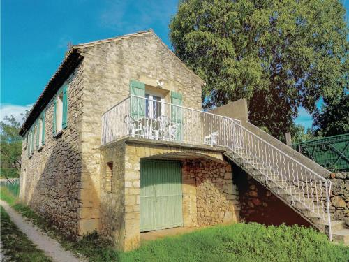 Holiday home Chemin De Boudettes : Hebergement proche de Tresques