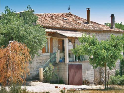 Holiday home Mas Lozard : Hebergement proche de Saint-Privat-de-Champclos