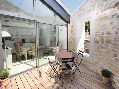 Holiday Home Bizac-Calvisson - 07 : Hebergement proche de Nages-et-Solorgues