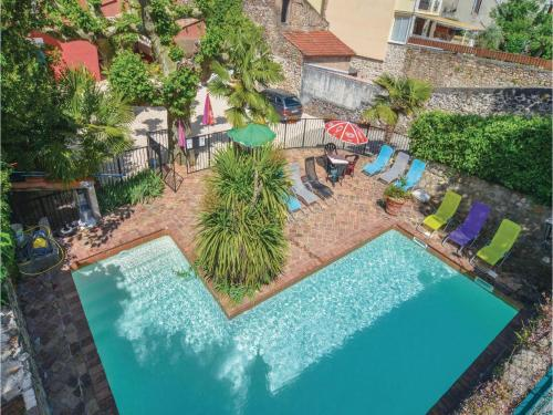 Studio Holiday Home in Besseges : Hebergement proche de Meyrannes