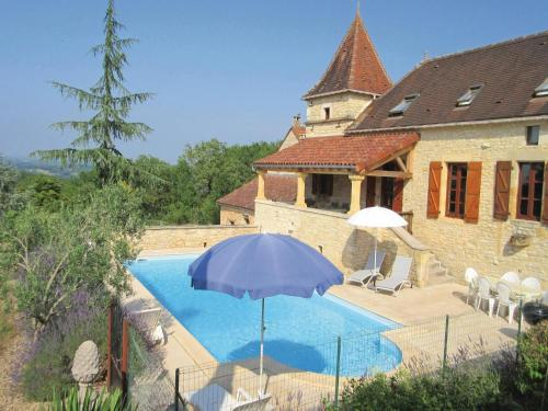 Holiday Home Mas Del Pech : Hebergement proche de Rampoux