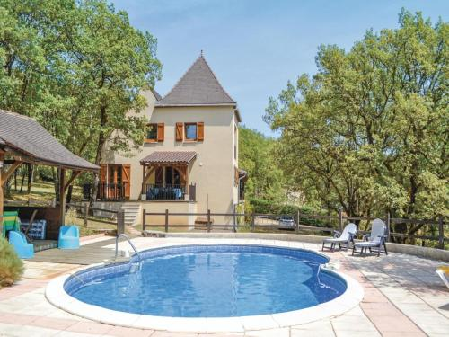 Holiday Home Montgesty - 03 : Hebergement proche de Labastide-du-Vert