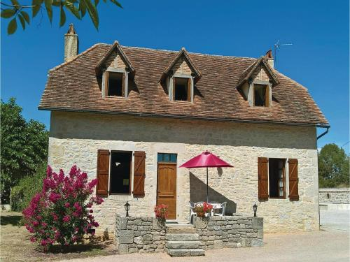 Holiday Home La Martine - 02 : Hebergement proche de Mayrinhac-Lentour