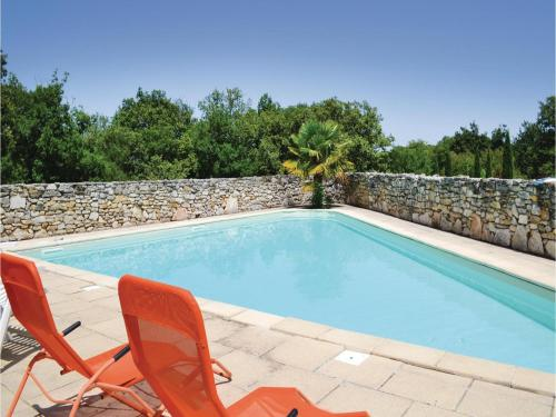 Two-Bedroom Holiday Home in Padirac : Hebergement proche de Padirac